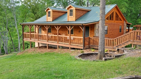 The Pros and Cons of Log Homes