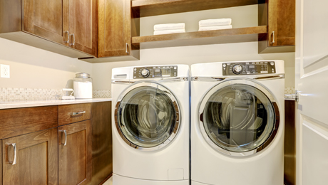 Make the Most out of Your Laundry Room