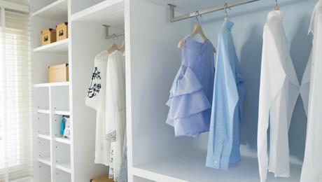 Transform that Spare Room into Your Dream Closet