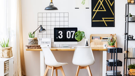 How to Turn Your Home Office into the Office of Your Dreams