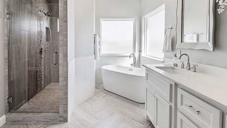 Renovate Your Bathroom for the Cold Winter Months
