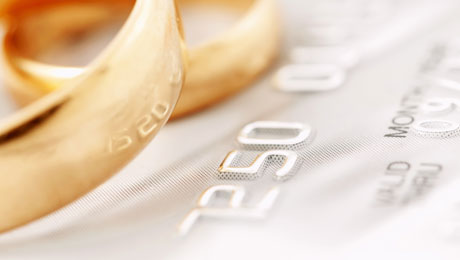 How Does my Spouse's Credit Affect Mine