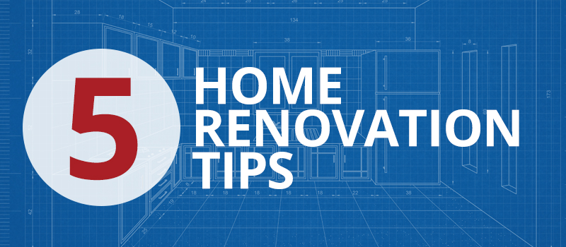 5 Home Renovations To Do Now If You Re Ing In The Spring Elend